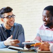 Supporting Men of Color in Community College